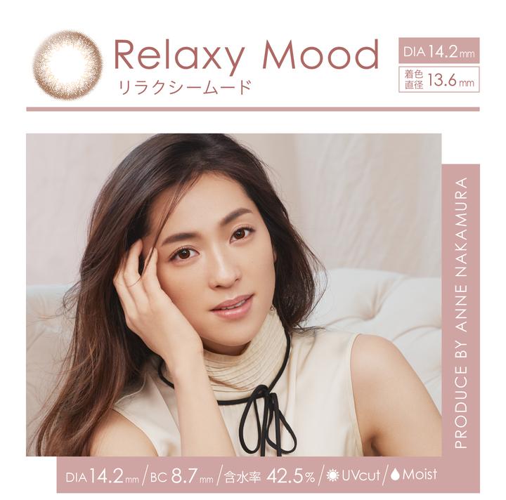 Relaxy Mood リラクシームード