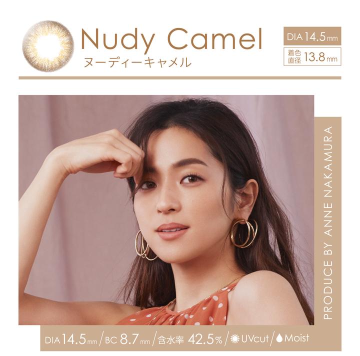 Nudy Camel ヌーディーキャメル